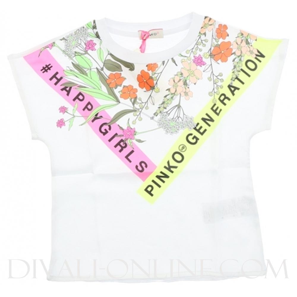 T-shirt voorkant satin prins Generation