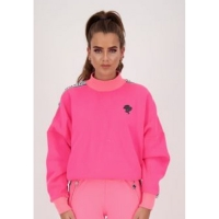 Reinders Tracking Sweater Pink Neon