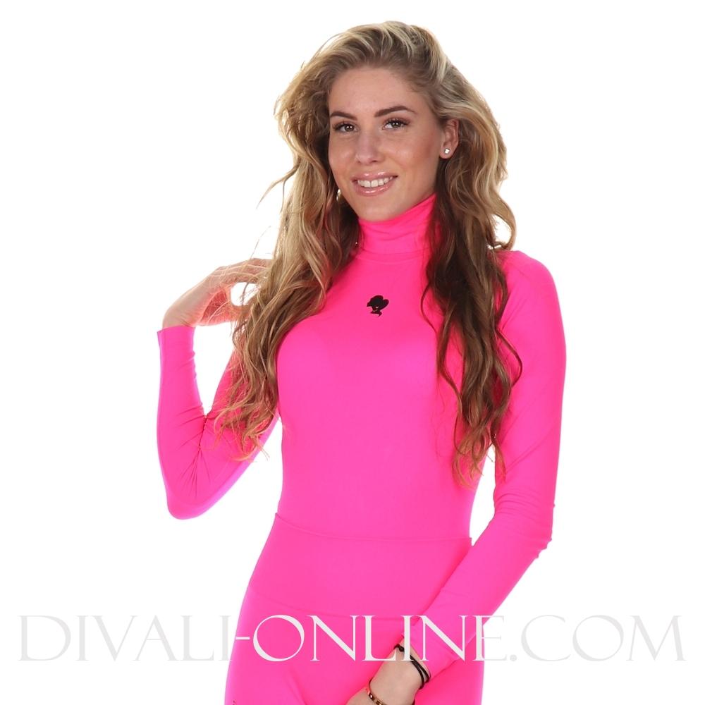 Body Turtleneck Pink Neon