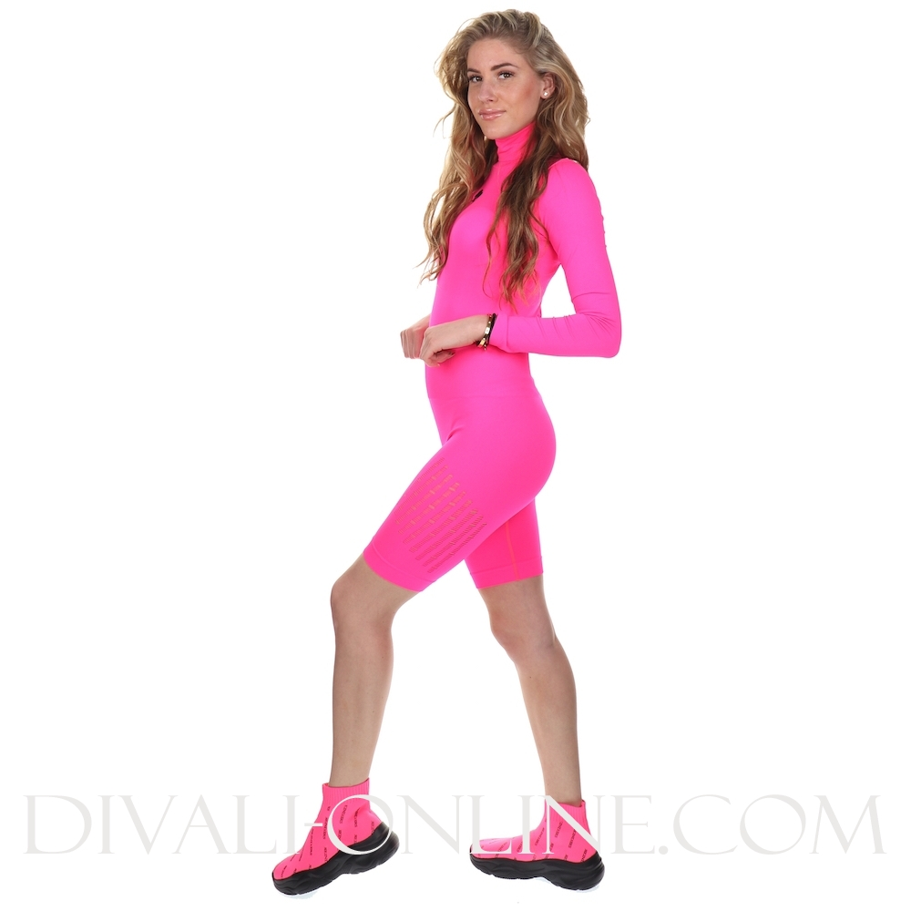 Body Turtleneck Pink Neon