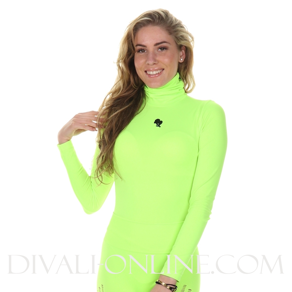 Body Turtleneck Neon Green