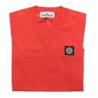 Stone Island T Shirt Red