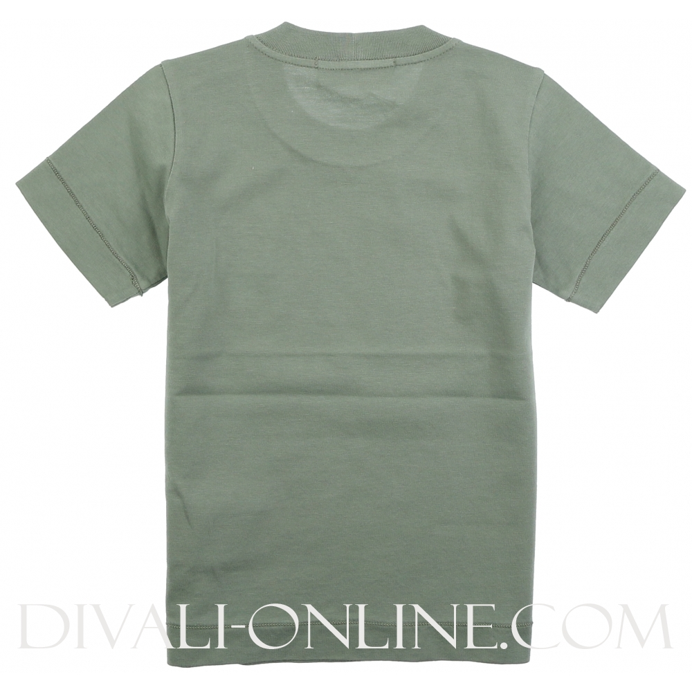 T-Shirt Basic Groen
