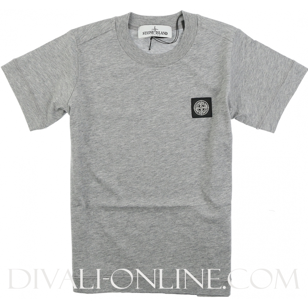 T Shirt Polvere Melange