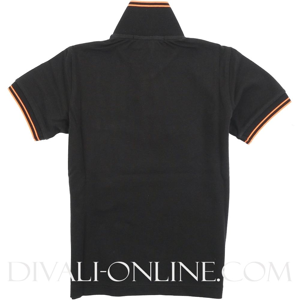 Polo Shirt Nero