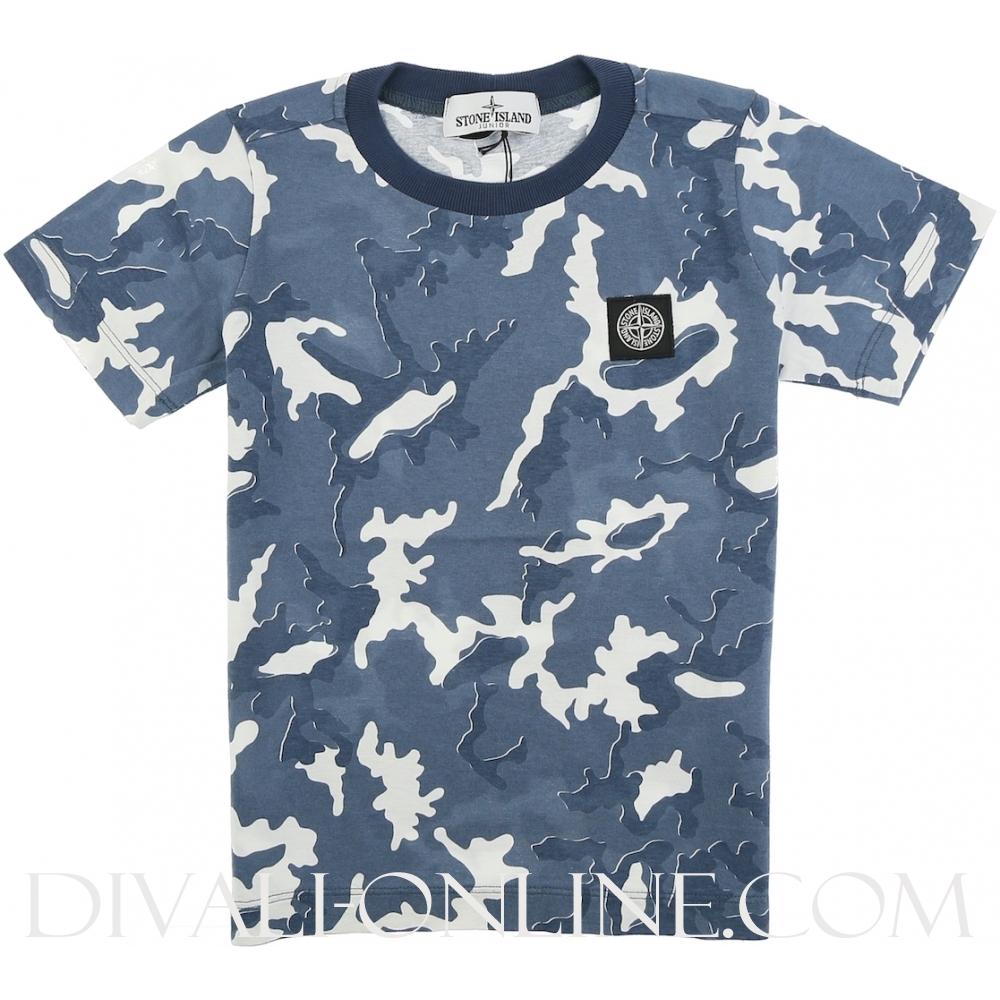 T Shirt Bleu