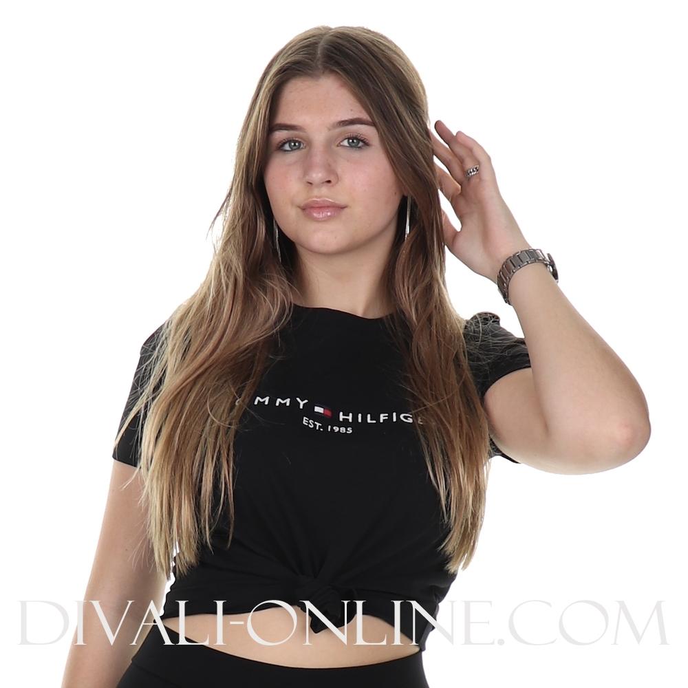 T-shirt New TH Black