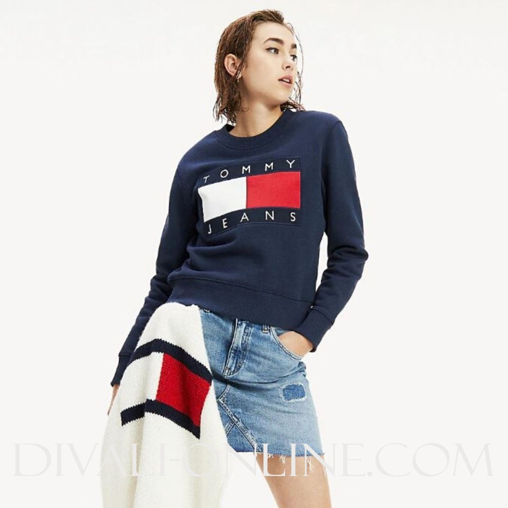 Sweater Flag Blue