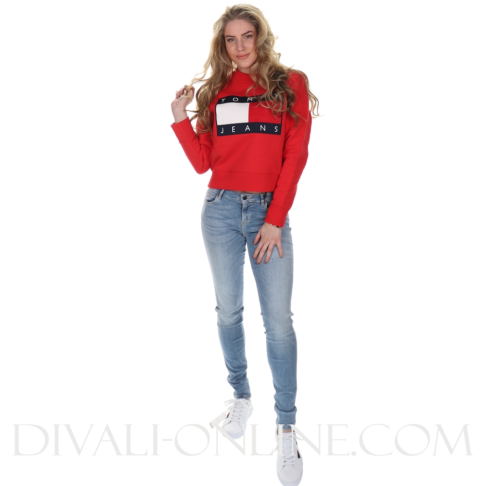 Sweater Flag Racing Red