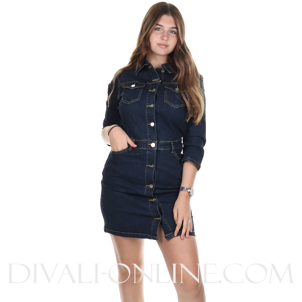 Dress Denim Jeans