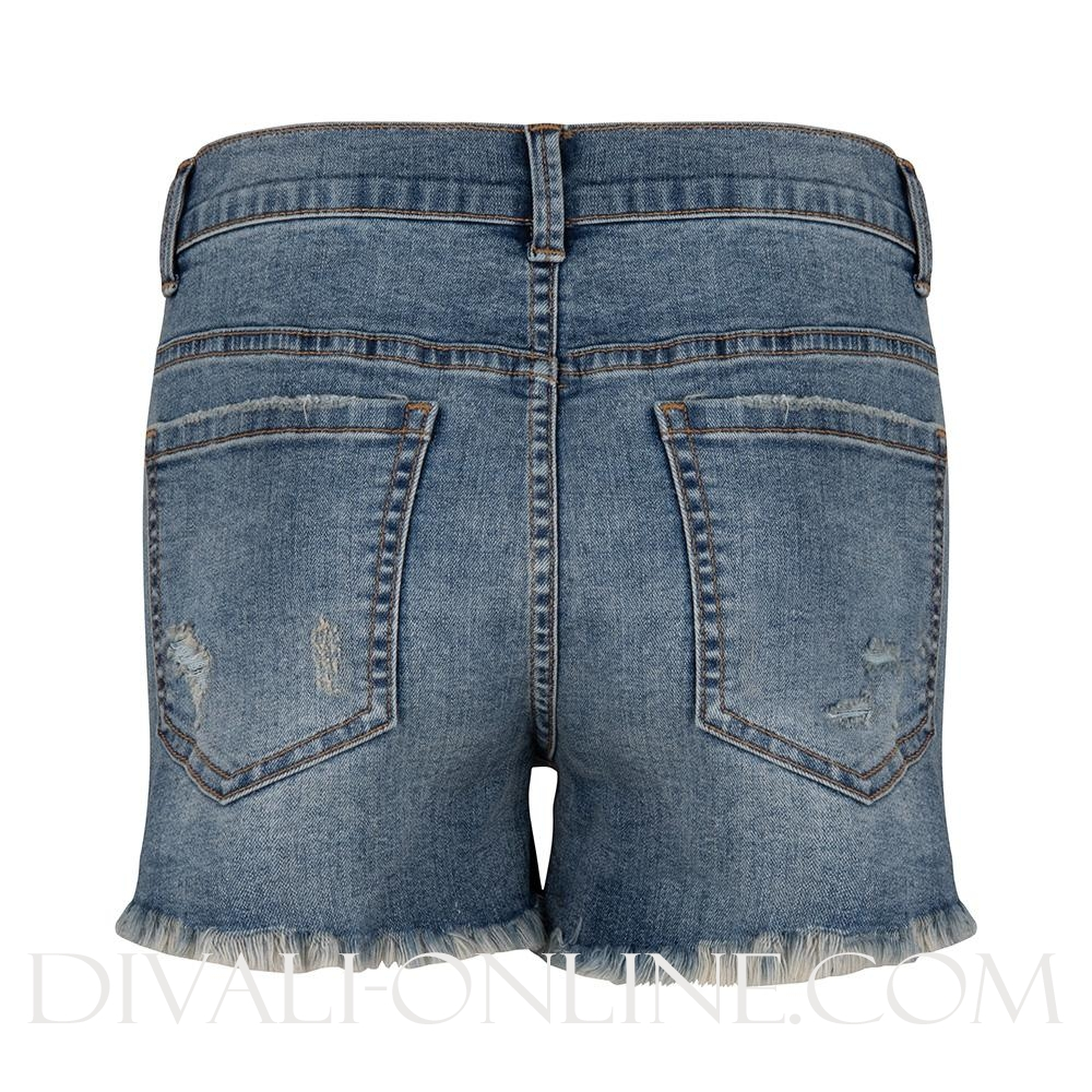 Shorts Denim Blue
