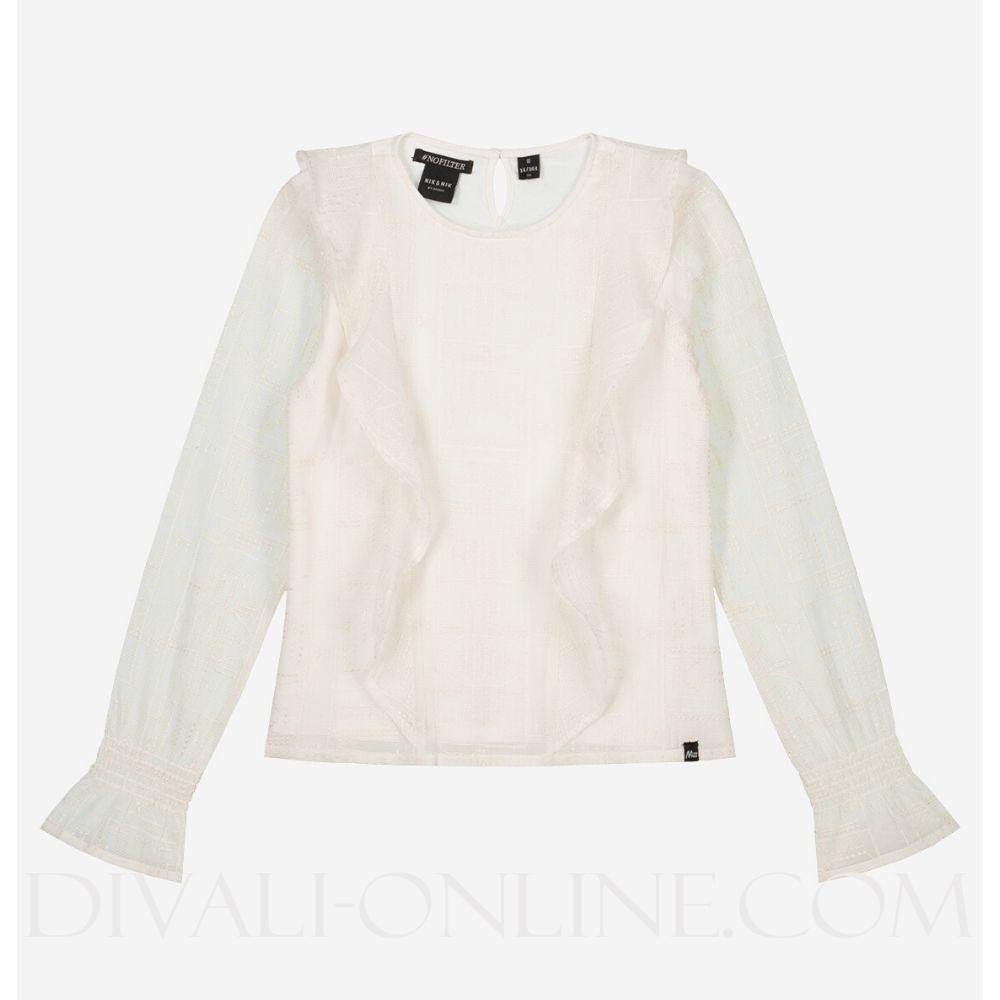 Breanne Top Vintage White