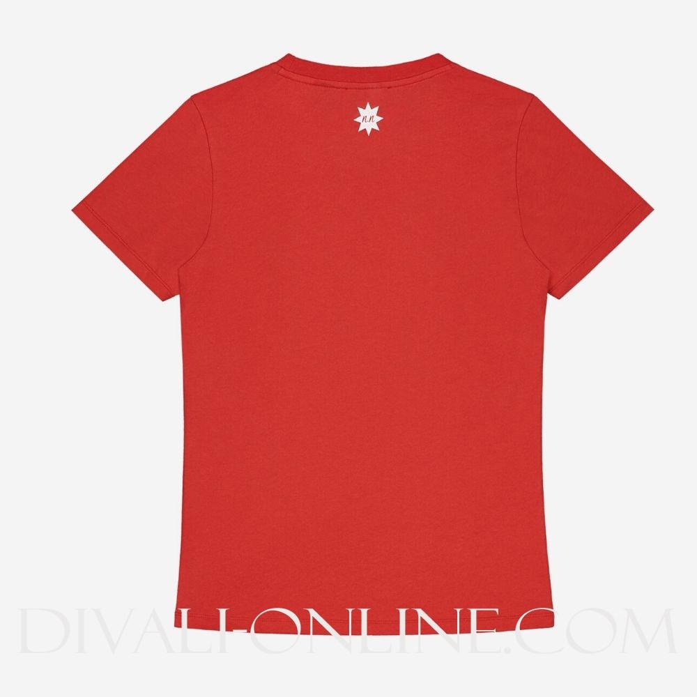 Love Nikandnik T-Shirt Poppy Red