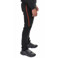 Antony Morato Joggingbroek Orange Line Black