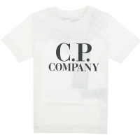 C.P. Company T-shirts - Short Sleeve Gauze White