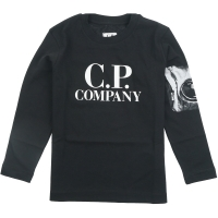 C.P. Company T-shirts - Long Sleeve Black