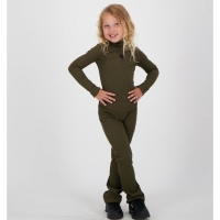 Reinders Mandy Pants Knitwear Dark Olive