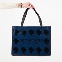 Shopping Bag Small Dark Blue