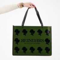 Shopping Bag Small Dark Green