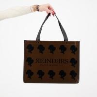 Shopping Bag Small Dark Brown