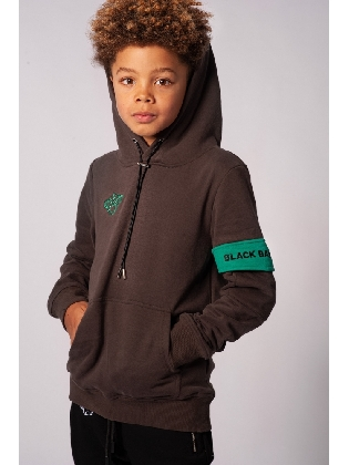JR Captain Hoody Grey
