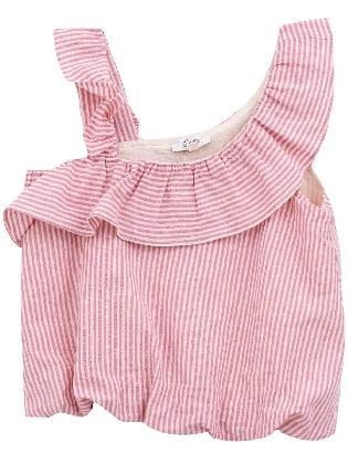 Blouse Mini Pink