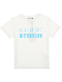 T-shirt In Jersey Bianco