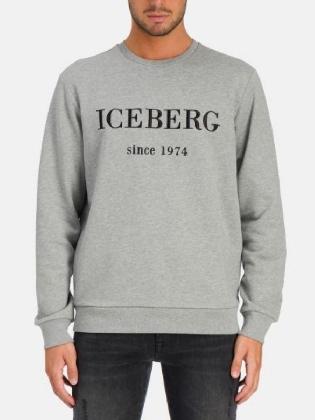Sweater Grigio Melange