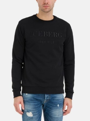 Sweater Logo Black