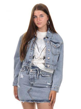 Jacket Jv Floor Blue