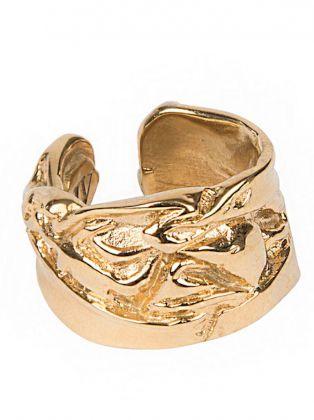 Ring Boassa Champagne Gold