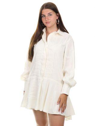 Dress Sem Whisper White