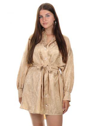Dress Merle Latte
