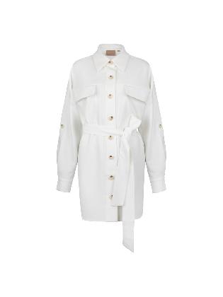 Dress Renie Whisper White
