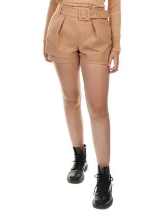 Skort Mikeala Indian Tan