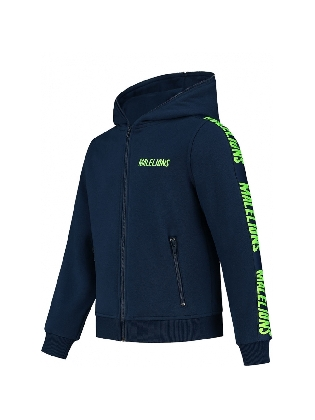 Vest Junior J Navy - Green