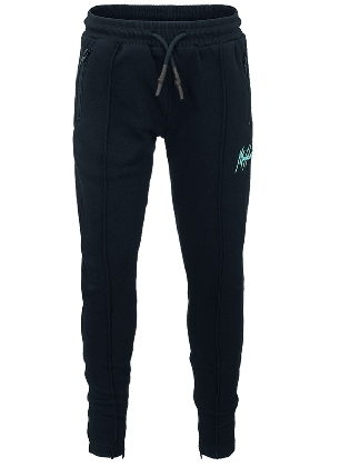 Malelions Junior Trackpants Clarence Navy - Mint