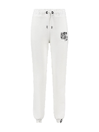 One Sweat Pants Star White