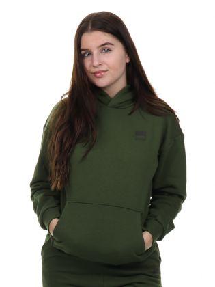 Nikkie Hoodie Rifle Green