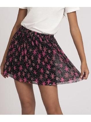 Felicity Skirt Black