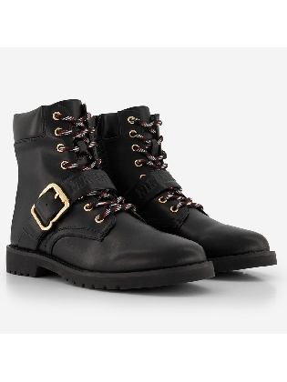 Zailey Boots Black