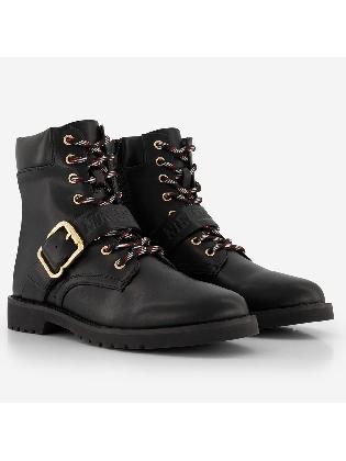 Zailey Boots Black
