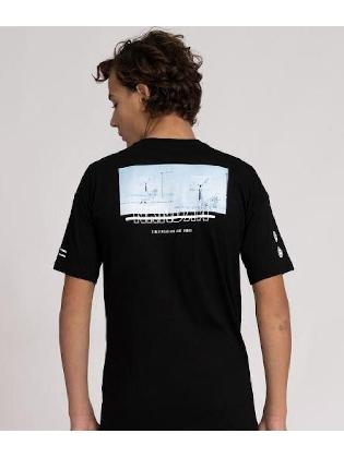 Reinard T-shirt Black