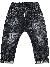 DSQUARED2 D2p76ab Pantaloni Denim Black