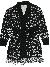 MSGM Cardigan Knit Girl  Black
