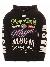 MSGM Hoody Over Sweatshirt Boy  Black