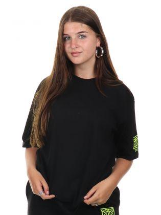 One T-shirt Black