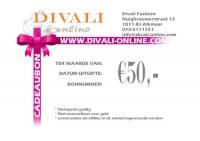 Accessoires Cadeau bon 50 euro