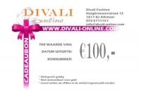 Accessoires Cadeau bon 100 euro