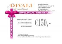 Accessoires Cadeau bon 150 euro